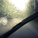 Accidentes con el coche: ¿Afecta la lluvia a la visibilidad dentro del coche?.