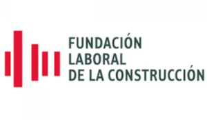 Logo Fundación laboral de la Construcción