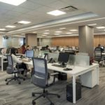 Oficina durante coronavirus