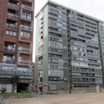 Arquitectura de supercontagio: infectado un edificio en Bilbao.
