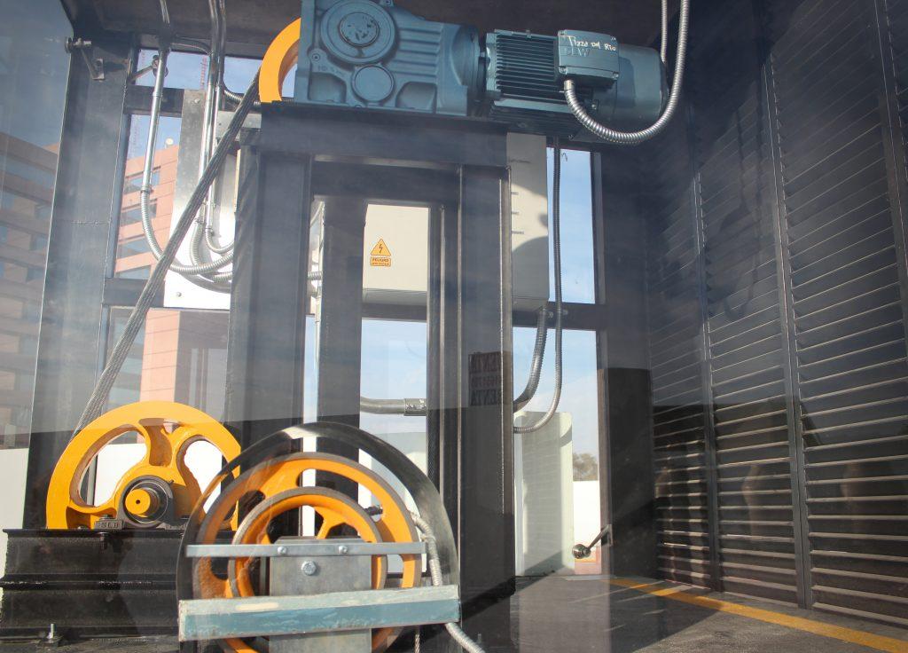 poleas de ascensor