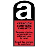 Amianto: medidas a aplicar y documentación a presentar.